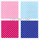 Printed Polyester Cotton - Spots (4mm)
