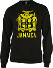 Jamaica Symbol Jamaican Distressed Country From Born JAM JM Reggae Men's Thermal