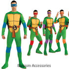 C890 4 Pack Teenage Mutant Ninja Turtles TMNT Halloween Superhero Adult Costume