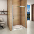 Pivot Hinge Door Shower Enclosure and Tray Screen Flexible Cubicle 800 900 1000
