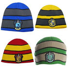 Harry Potter - House Beanie Hat New Official Warner Bros Slytherin / Gryffindor