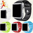 A1 Smart Watch Bluetooth Waterproof GSM SIM Phone Cam For Android Samsung iOS US