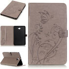-YPYB Embossing Leather Case Cover For Samsung Galaxy Tab T560 T550 T580 T815