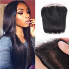 Brazilian Lace Frontal 13x4 Silk Base Frontal Closure  Free Part Straight