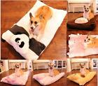 DIY Do It Yourself Comfortable Luxurious Soft Pet Bed Dog Pillow Bed Cover Only