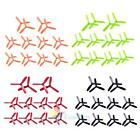 10Pair 3-Leaf 3-Blade Prop/Propeller for 150 170 Quadcopter New #A