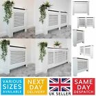 Painted Radiator Cover Radiator Cabinet White MDF -  Small, Large, X Large, Adj