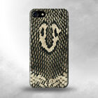 S2711 King Cobra Snake Skin Graphic Printed Case For IPHONE 7 7+ 6 5 SE