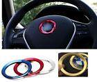 Auo Decoration Metal Ring For Car Steering Wheel BMW X1 X3 X4 X5 X6 3er 5er 320