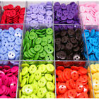100/200X Resin Buttons Mixed colors craft Scrapbook sewing 15mm 2 Holes Round