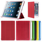 Tri Fold Magnetic PU Leather Hard Case Smart Cover Stand For Apple iPad Air 5th