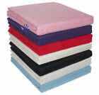 THERMAL FLANNELETTE 100% GORGEOUS BRUSHED COTTON FITTED SHEET IN COOL COLOURS