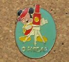 B9 PIN DISNEY MICKEY MOUSE VINTAGE PHILDAR PHOTOGRAPH