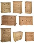 Corona Chest Of Drawers 3 | 2+2 (4) | 5 Narrow | 6 Wide | 9 by Mercers Furniture