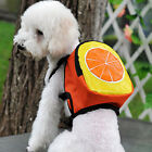 Pet Dog Puppy Bag Backpack Travel Camping Outdoors Pack For Food Carrier
