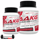 Trec Nutrition AAKG Mega Hardcore! POWERFUL MUSCLE PUMP !Nitric Oxide T Booster