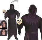 Halloween Hommes Grande Taille Unknown Phantom Faucheuse Costume Dguisement p