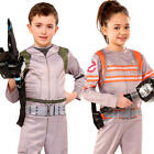 Ghostbusters Kids Fancy Dress Halloween Movie Film Childs Childrens Costumes New