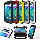 Waterproof Aluminum Gorilla Glass Metal Case For Motorola Moto X Style XT1575