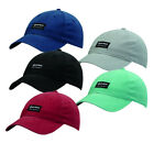 New TaylorMade Golf Label Fitted Cap Moisture Wicking - Pick Hat