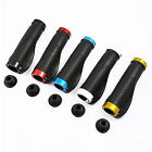 New 1pcs MTB Bicycle Bike Handlebar Grips Lock On Grips Skidproof Rubber Choose