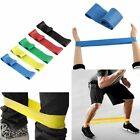 fitness workout for abs - Elastic Resistance Loop Bands for Yoga Pilates Abs Exercise Workout Fitness Gym