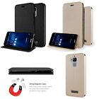For Asus Zenfone 3 Max ZC520TL Case Cove Wallet Leather TPU Flip Magnetic Skin