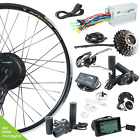 ebikeling 36V 500W Geared Rear Front 26'' Electric Bicycle Conversion Kit