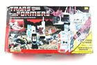Metroplex w/box Bases 1986 Vintage Hasbro G1 Transformers - Time Remaining: 5 days 20 hours 45 minutes 49 seconds