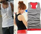 AU STOCK WOMEN'S GIRL'S LACE COTTON SINGLET SLEEVELESS TANK VEST TOP T002