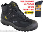 SAFETY WORK BOOTS GRISPORT  DIRECTOR STEEL TOE WATERPROOF