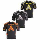 X Blades Wild Thing Senior Adult Rugby Body Protection Shoulder Pads