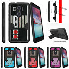 For  ZTE Z MAX PRO | ZMAX Pro Carry Z981 Holster Clip Stand Case Game Controller