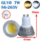 UK 3W 5W 7W GU10 MR16 LED SMD Bulbs Spot Light High Power Day Warm White