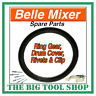 More images of BELLE MIXER RING GEAR MINI 130 C / W DRUM COVER, RIVETS+CLIP *1ST CLASS POST*