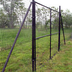 6' High Driveway Gate For Deer Fencing - Various Widths