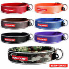 EzyDog Neo Classic Soft Strong Reflective Neoprene Quick - Dry Dog Collar NEW