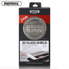 Remax 0.3mm 3D Curved Surface Full Coverage Tempered Glass Film For iPhone7 4.7""