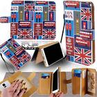 Leather Stand Flip Card Wallet Cover Case For Various BQ Aquaris Models Mobile