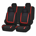 Auto Seat Covers for Car Sedan Truck Van Universal Seat Covers 12 Colors  for sale