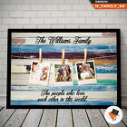 PERSONALISED FAMILY PRINT GIFT FOR CHRISTMAS SPECIAL PRESENT DAD GRANDAD UNCLE