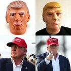 Donald Trump Mask Primary USA Selection Presidential Politician Cosplay Lot