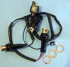 S6) 1968  Ford Shelby / Eleanor Mustang taillight harness with sockets