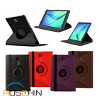 Samsung Galaxy Tab A S2 PU Leather 360º Swivel Rotating Stand Folio Smart Case
