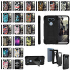 For LG G5 H850 Dual Layer Protective Armor Case with Built-in Kickstand