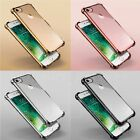 Genuine ROYBENS Soft Electroplate TPU Shockproof Armor Case for  iPhone 7 Plus
