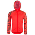 Puma NightCat Woven Mens Running Fitness Jacket Coat Red