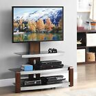 Whalen 3-in-1 Flat Panel TV Stand w mount 47 w swinging floater media center NEW