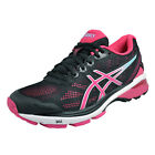 Asics GT 1000 5 Womens Premium Running Shoes Fitness Gym Trainers Black