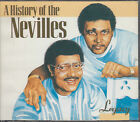 Neville Brothers A History of the Nevilles 2CD Legacy FASTPOST